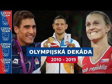 Letní dekáda ve 3 minutách (2010 - 2019) | Český olympijský tým