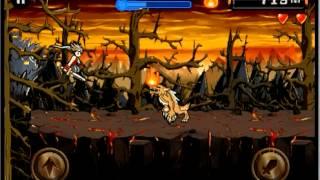 تعريب لعبة نينجا اللهب 2 - Devil Ninja 2