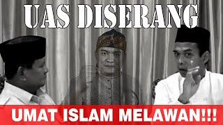 Video Ustadz Abdul Somad Diserang, Umat Islam Melawan!!! MP3, 3GP, MP4, WEBM, AVI, FLV April 2019