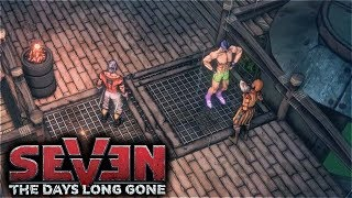 Seven: The Days Long Gone - Kailin & Colm (Let's Play Seven: The Days Long Gone Gameplay Part 3)