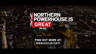 Northern Powerhouse is GREAT: Chinese translation