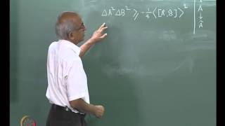 Mod-05 Lec-31 Generalized Uncertainty Principle