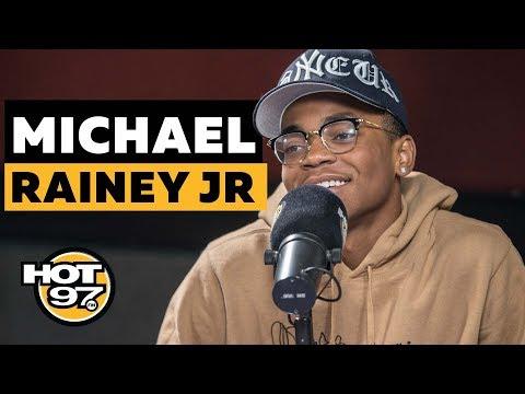Michael Rainey, JR. AKA Tariq On 50 Cent, 'Power' & Says 'Reina Got Herself Killed'