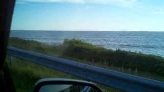 Yarmouth (NS) Canada  City new picture : Driving down to the Pinkneys Point Yarmouth NS Canada