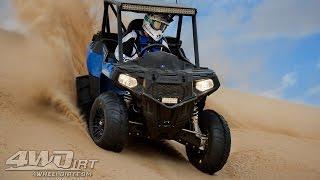 8. 2015 Polaris ACE 570 Sand Dune Project - 4WheelDirt