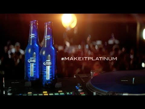 Songs in dueling djs steve aoki bud light platinum commercial thumbnail for video leujw8yuecs mozeypictures Gallery