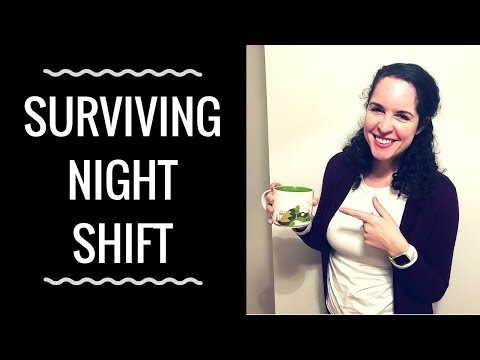 TIPS FOR SURVIVING NIGHT SHIFT | Ask A Nurse