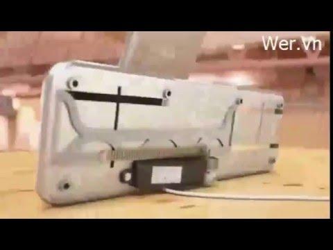 Phương pháp sạc đầy pin iPhone 6 chỉ trong 1 giây