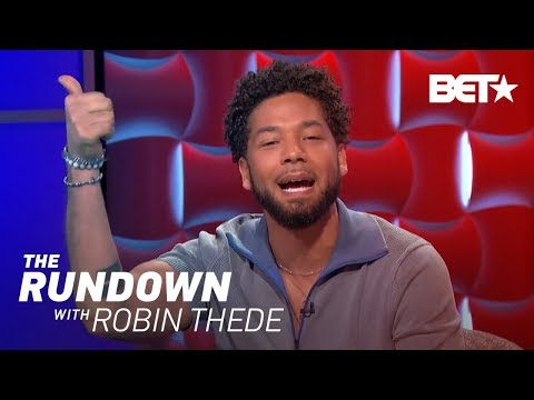 Jussie Smollett Absolutely Shades Ben Carson's Wife | The Rundown With Robin Thede
