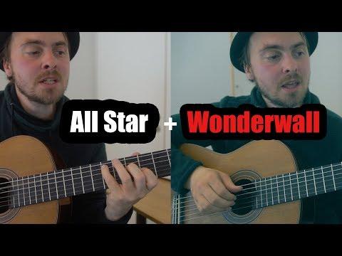 """All Star"" but it's ""Wonderwall"" but it's JAZZ"