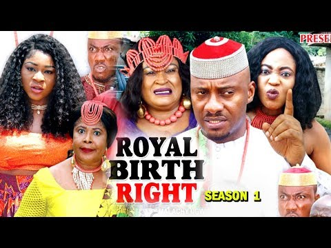 ROYAL BIRTH RIGHT SEASON 1 - (New Movie) 2018 Latest Nigerian Nollywood Movie Full HD | 1080p