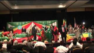 Welcoming Of The Ethiopian Somali Region State President And His Delegates