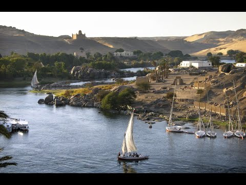 """""""The River of History"""", Ep. 1 of """"The Nile Quest""""."""