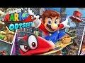 Super Mario Odyssey 1 Que Jogo Maravilhoso