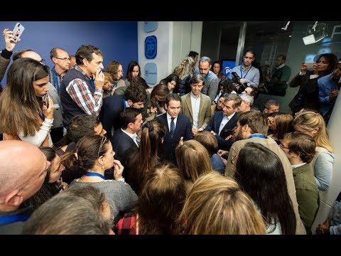 Teodoro García comparece tras el cierre de colegio...