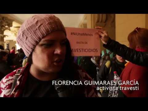 Primera condena por un 'travesticidio' en Argentina (VÍDEO)