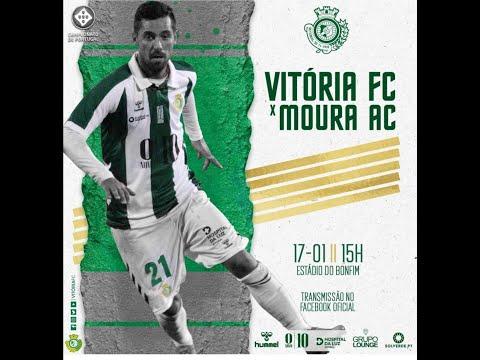 Vitoria FC vs Moura AC