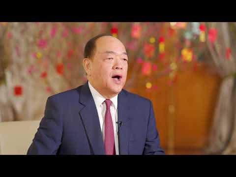 行政長官賀一誠發表庚子年新春賀詞