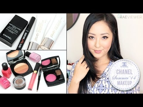 TUTORIAL: Chanel Summer 2014 Reflets d'Été + Review