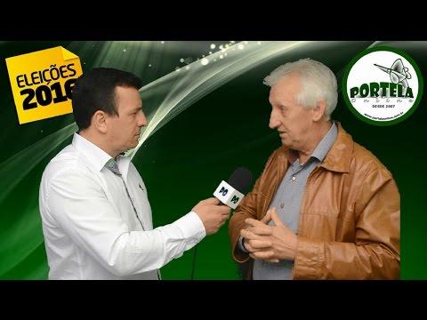 Entrevista com o candidato a prefeito de Vista Gaúcha, Celso José Dal Cero