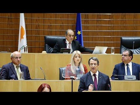 Κύπρος: Ορκίστηκε για δεύτερη θητεία ο Νίκος Αναστασιάδης
