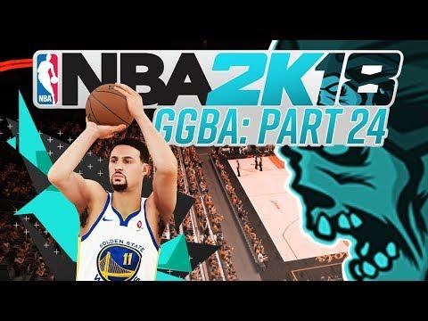 NBA 2K18 'GGBA' Fantasy League - PUT ON A SHOW - Part 24 (CUSTOM myLEAGUE)