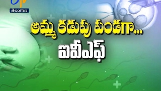 In vitro Fertilization | Sukhibhava | 19th February 2017 | Full Episode | ETV Telangana
