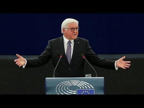 Steinmeier betont Verantwortung Deutschlands fГr die EU