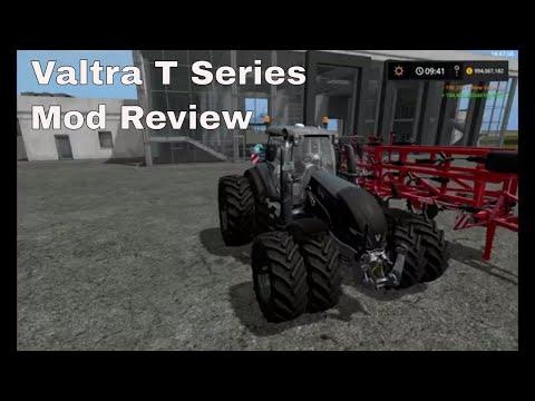 Valtra T Series v1.2.0.0
