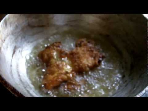Caribbean Recipe: How to Debone and a Fried Chicken Leg Tender
