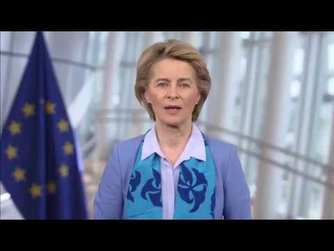 Ευρωπαϊκή Στρατηγική Εμβολίων | Πρόεδρος ΕΕ κ. Ούρσουλα φον ντερ Λάιεν | 17/06/2020