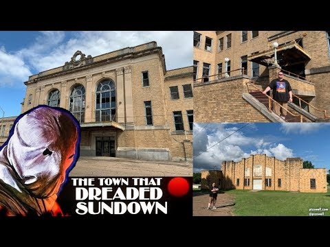 The Town That Dreaded Sundown (1976) Filming Locations