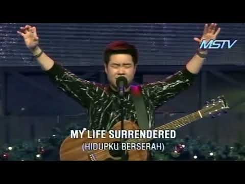 MY SOUL SURRENDER | Billy Simpson • Live At AOG
