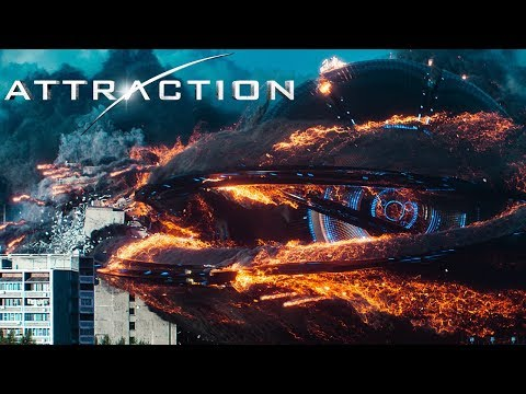 Attraction - Official Movie Trailer (2018)