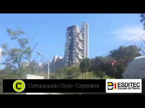 Implosión edifcio Space (видео)