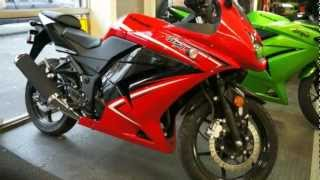 8. 2012 Kawasaki Ninja 250R - Quick Review