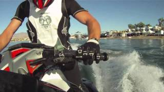 10. PROJECT COMPLETE CIRCUIT - James Bushell aboard 2011 Sea-Doo at World Finals