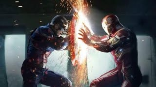 Nonton Captain America Civil War 2017   Best Fighting Scene   New Compilation     Film Subtitle Indonesia Streaming Movie Download
