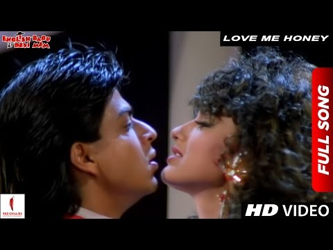Video Love Me Honey Honey | Full Song | English Babu Desi Mem | Shah Rukh Khan, Sonali Bendre download in MP3, 3GP, MP4, WEBM, AVI, FLV January 2017