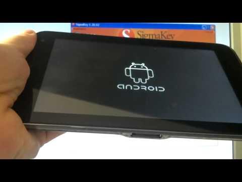 Vodafone Smart Tab 7 / ZTE V71A / ZTE Web Tab 7