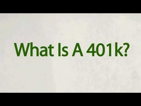 401K - What is a 401k? A 401k is a tax deferred retirement savings plan for employees. You join a 401k plan through your place of employment, and tell your employer...