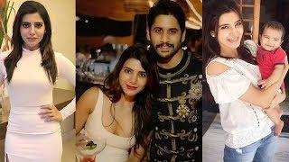 Video Actress Samantha Akkineni Family Photos /Samantha with Her Husband Naga Chaithanya MP3, 3GP, MP4, WEBM, AVI, FLV April 2019