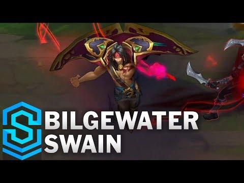 Swain Cướp Biển - Bilgewater Swain