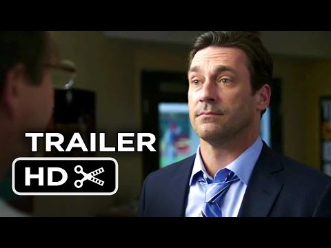 Million Dollar Arm Official Trailer #1 (2014) – Jon Hamm Baseball Movie HD