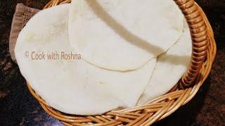 സോഫ്റ്റ് ഖുബ്ബൂസ് വീട്ടിൽ തന്നെ ഉണ്ടാക്കാം / how to make shawarma bread or pita bread at home