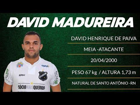 Melhores lances de David Madureira