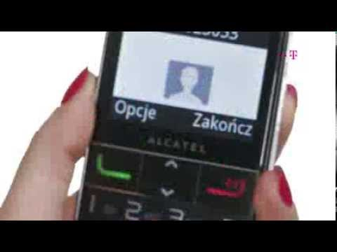 Alcatel 20.01 -- i na biurko i do kieszeni