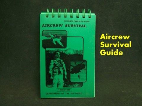 Air Force Survival Guide Sensible Survival Part 2
