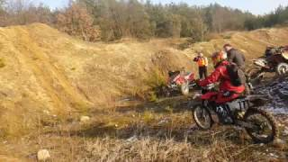 9. Husqvarna TC 510 slow action