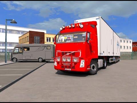 Volvo FH12 Euro 5 v2.5
